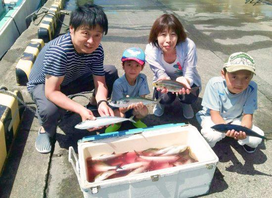 釣り船夏休みおすすめプラン
